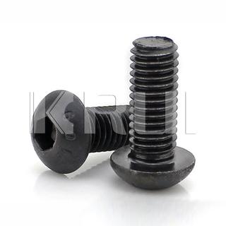 10.9级ISO7380盘头内六角螺栓