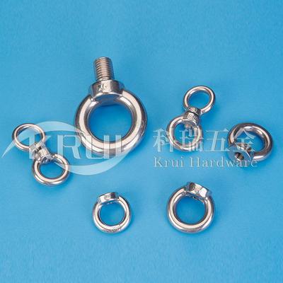 不锈钢索具--吊环螺丝螺母系列