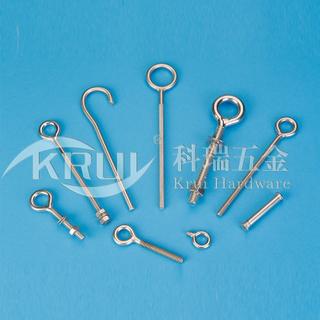不銹鋼索具-焊接吊環系列