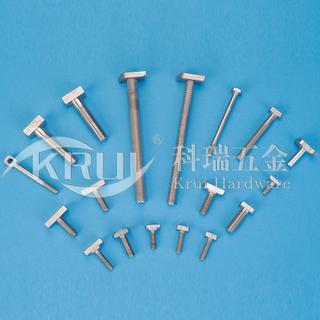 非标定制--不锈钢T型螺丝