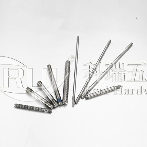 KR017不锈钢双头螺柱 牙棒 全螺纹螺杆
